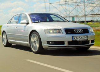Używane Audi A8 D3 (2002-2009) - opinie, dane techniczne, typowe usterki