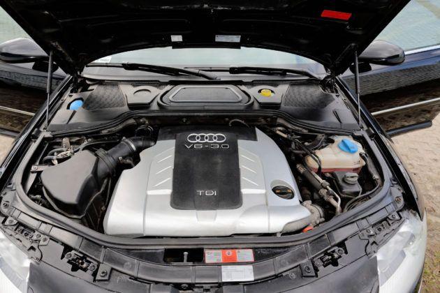 Audi A8 D3 - silnik