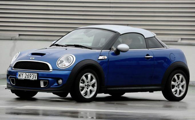 Auta małe - najlepszy - Mini Coupe Cooper S