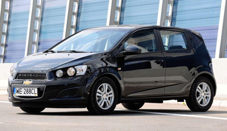 Auta miejskie - najlepszy - Chevrolet Aveo