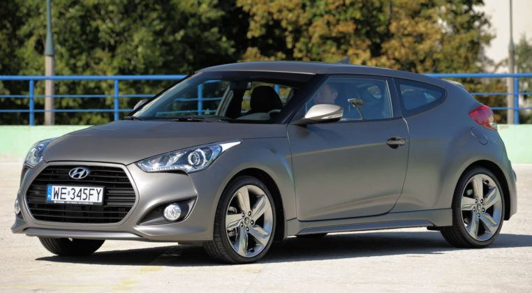 Auta sportowe - najgorszy - Hyundai Veloster
