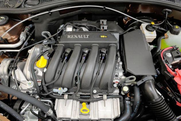 Dacia Duster - silnik