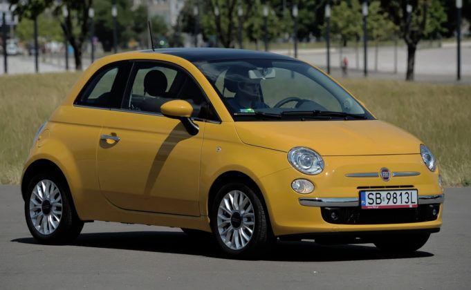 Używany Fiat 500 - opinie