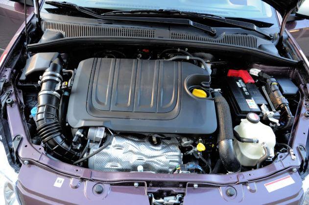 Fiat Sedici - silnik