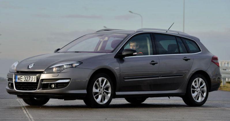 Klasa średnia - najgorszy - Renault Laguna