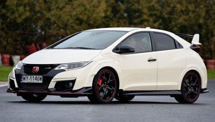 Kompakty - najlepszy - Honda Civic Type-R