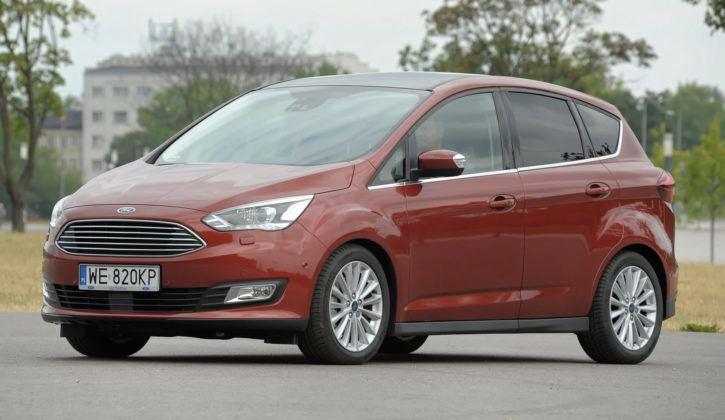 Minivany - najgorszy - Ford C-Max