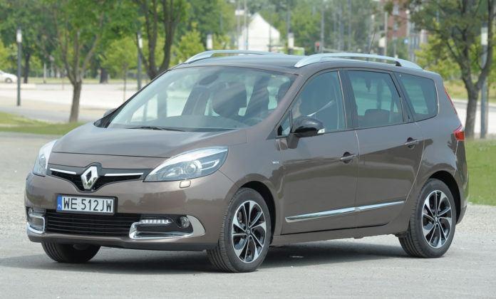 Minivany - najlepszy - Renault Grand Scenic 2.0 dCi