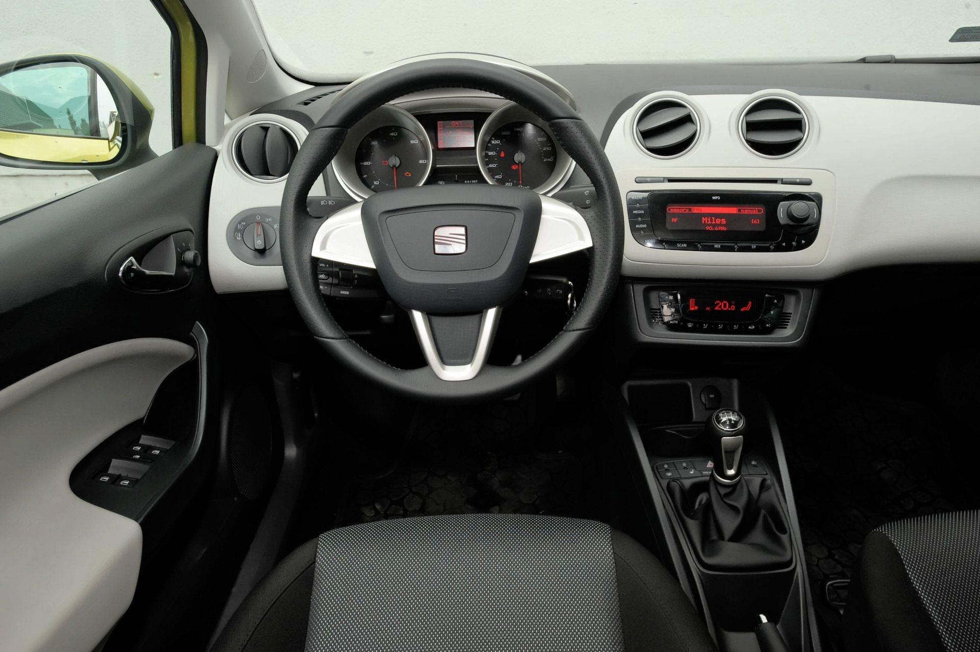 Nowoczesna architektura Używany Seat Ibiza IV (2008-2017) - opinie kierowców, wady i zalety NX86