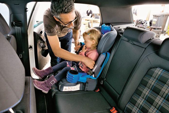 Test fotelików samochodowych