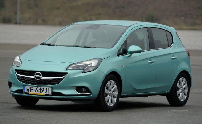 Przyspieszenie - najgorszy - Opel Corsa 1.3 CDTI