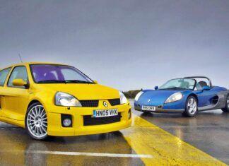 10 najciekawszych sportowych Renault