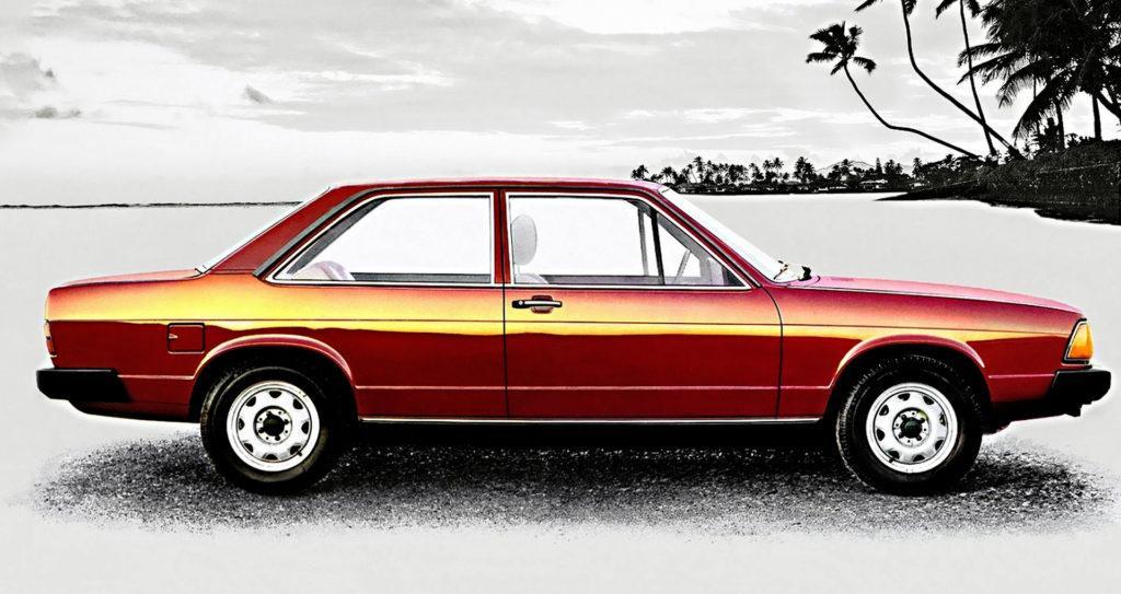 Audi 100 II 2d