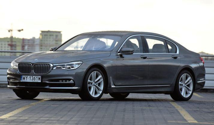 Klasa wyższa - najgorszy - BMW serii 7