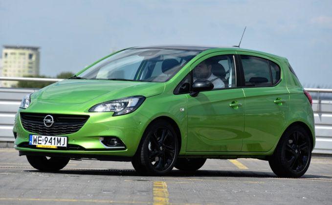 Auta miejskie - najgorszy - Opel Corsa