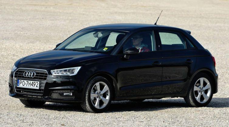 Auta miejskie - najlepszy - Audi A1