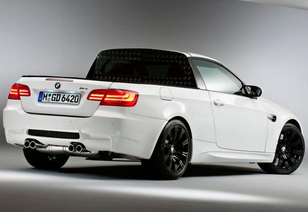 BMW M3 E93 Pickup