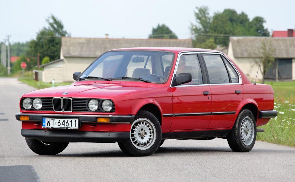 BMW serii 3 E30