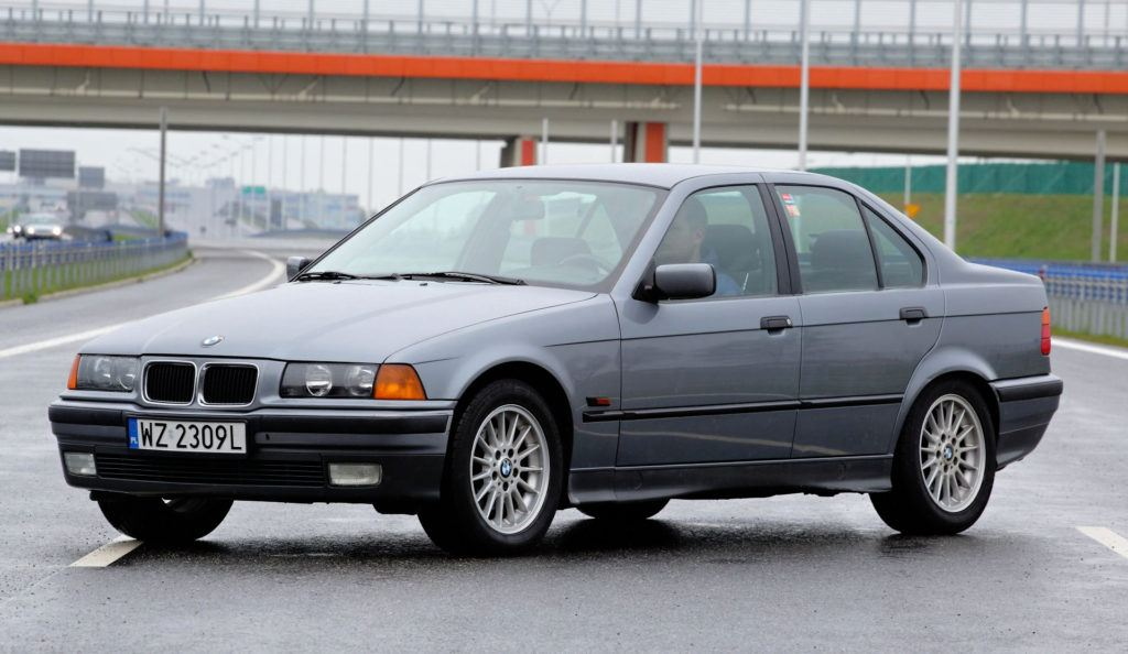BMW serii 3 E36
