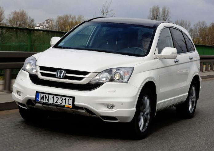 używana Honda CR-V III - opinie użytkowników