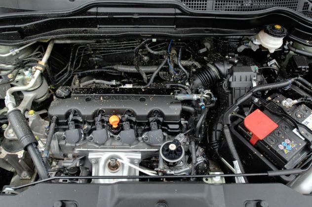 Honda CR-V III - silnik i spalanie