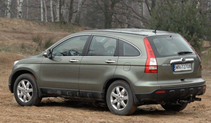 Opinie użytkowników Honda CR-V III
