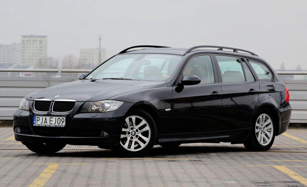 Klasa średnia - miejsce 2 - BMW serii 3 E90
