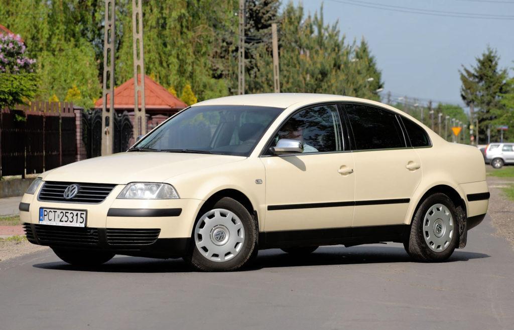 Klasa średnia - miejsce 3 - Volkswagen Passat