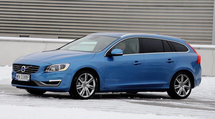 Klasa średnia - najgorszy - Volvo V60