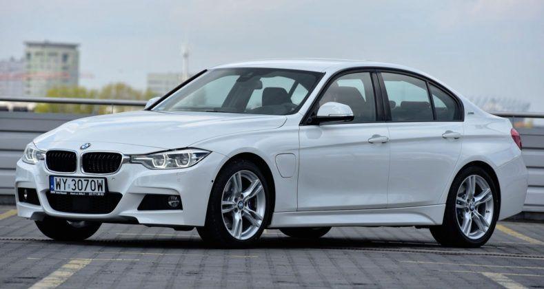 Klasa średnia - najlepszy - BMW serii 3