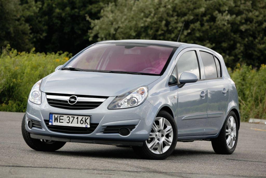 Klasa miejska - miejsce 1 - Opel Corsa