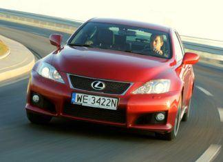 Używany Lexus IS II (2005-2012) - opinie, awaryjność, dane techniczne, silniki