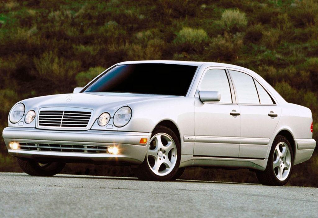 Mercedes Klasy E W210