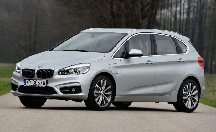 Minivany - najlepszy - BMW serii 2