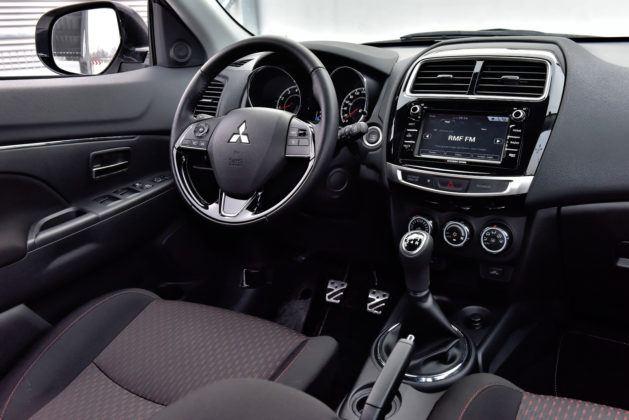 Mitsubishi ASX 1.6 Instyle