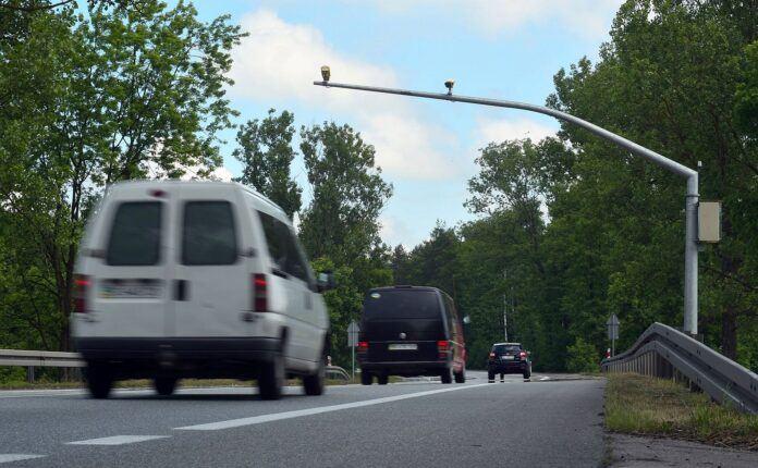 Odcinkowy pomiar prędkości (3)