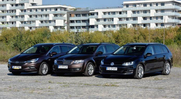 Najpopularniejsze samochody