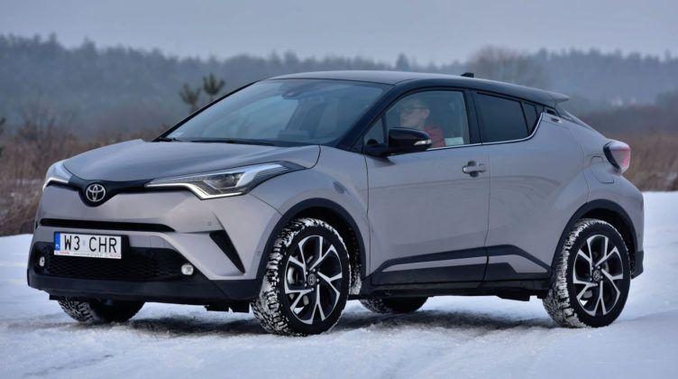 SUV-y - najgorszy - Toyota C-HR