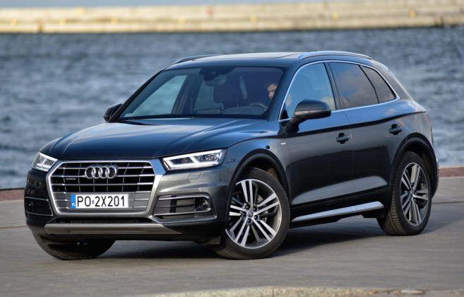 SUV-y - najlepszy - Audi Q5