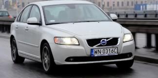 Volvo S40 - otwierające