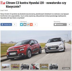 Citroen C3 1.2 PT kontra Hyundai i20 1.0 T-GDI