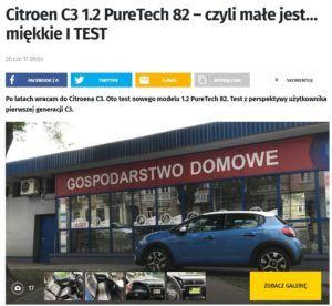 Citroen C3 1.2 PT 82