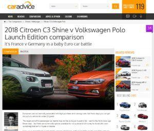 Citroen C3 1.2 PT kontra VW Polo 1.0 TSI