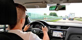 Wskazania prędkościomierzy