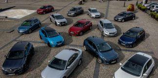Samochody w Europie