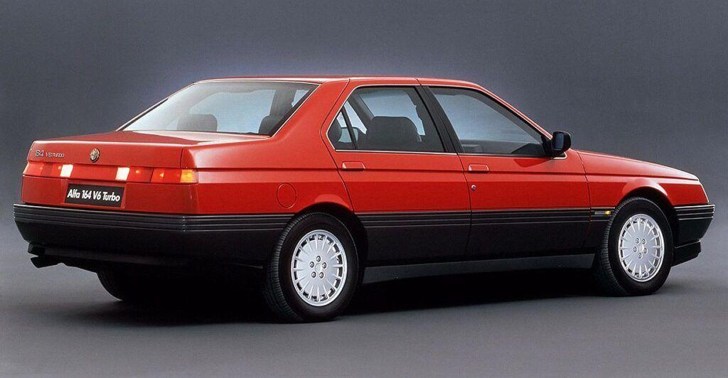 Alfa Romeo 164 (2)