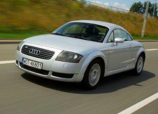 Używane Audi TT (8N; 1998-2006) - opinie, dane techniczne, awaryjność