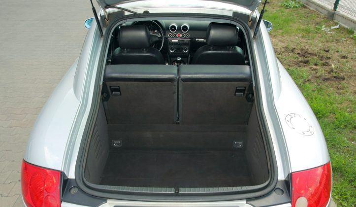 AUDI TT I 1.8T 180KM 5MT 1999r.