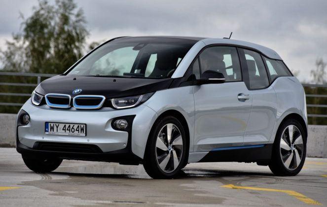 Auta elektryczne - najgorszy - BMW i3