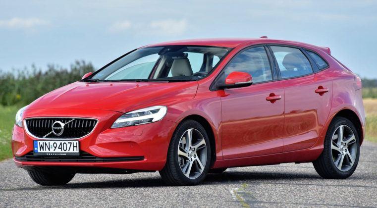 Auta kompaktowe - najlepszy - Volvo V40